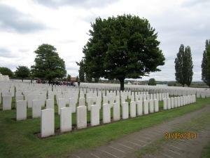 Tyne Cot Cemetery, France