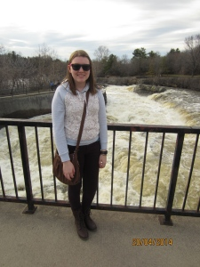 Me at Hog's Back Falls
