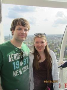 Pic at the top of the Eye.