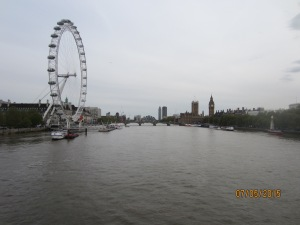 London(s) Eye(sore) - apparently.