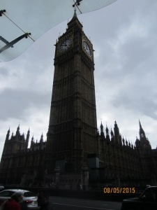 Elizabeth Tower (Big Ben is the name of the Great Bell guys. Gosh.)